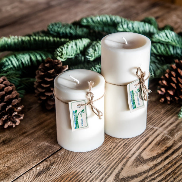 Pillar Soy Candle - Small