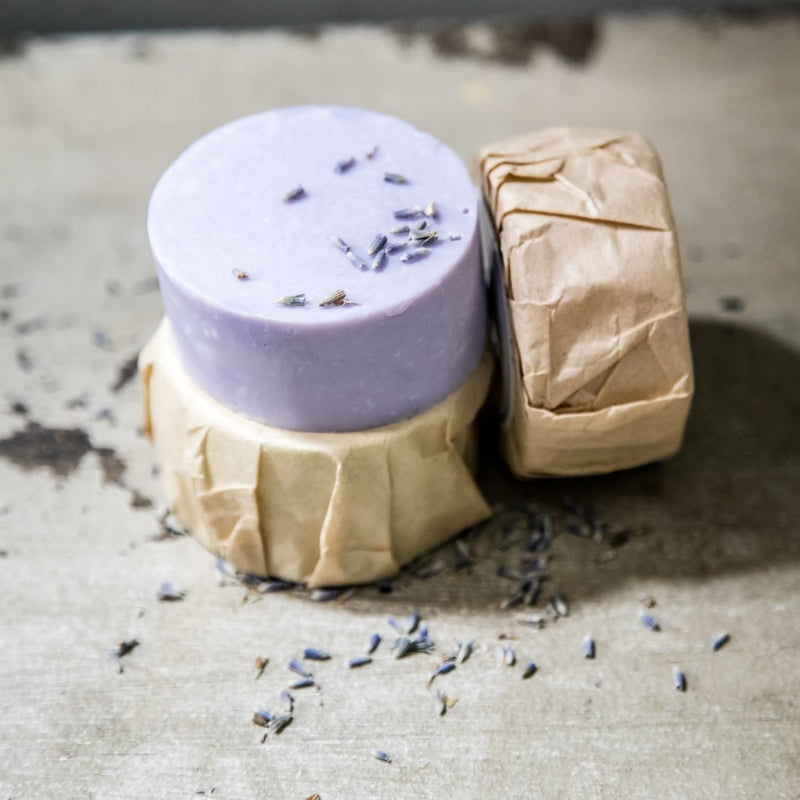 Hand Poured Lavender Soap