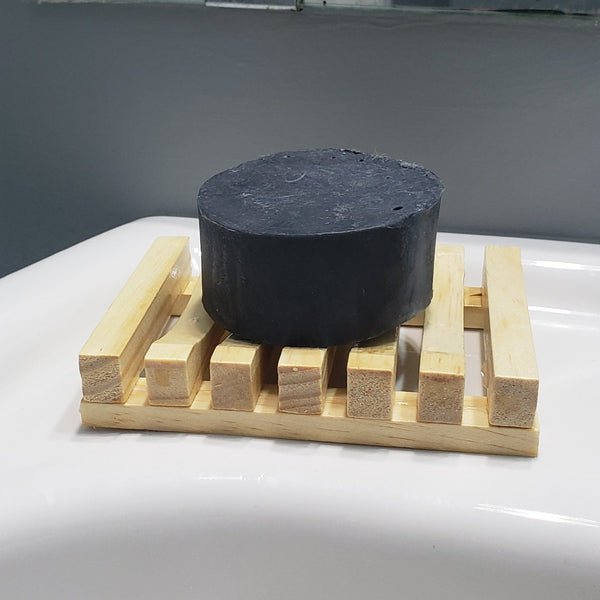 Hand Poured Activated Charcoal Detox Soap