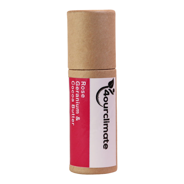 Rose Biodegradable Lip Balm