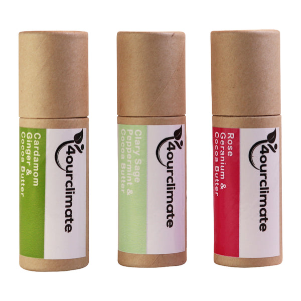 Clary Sage Biodegradable Lip Balm