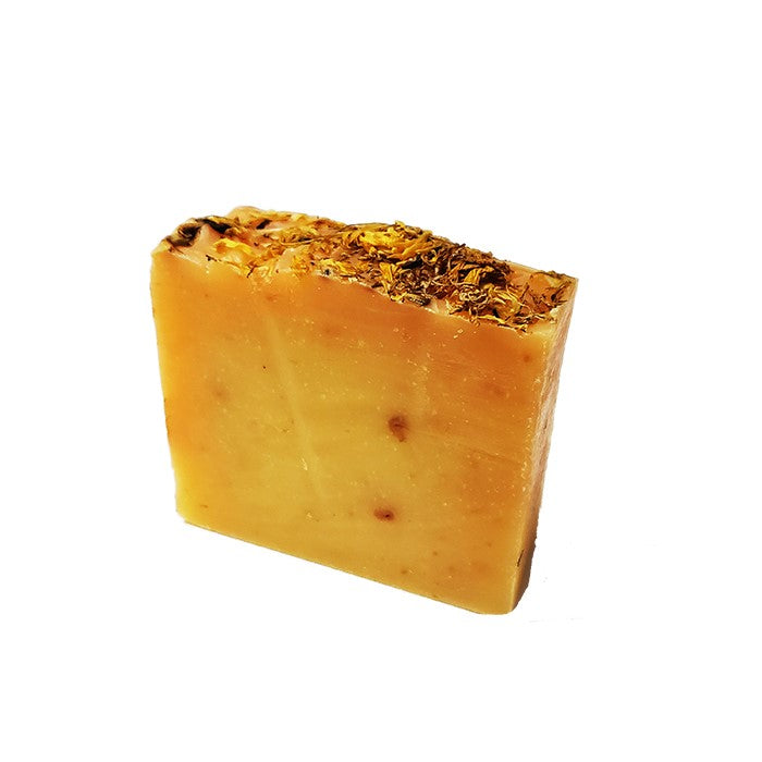 Lemongrass Calendula Handcrafted Bar Soap