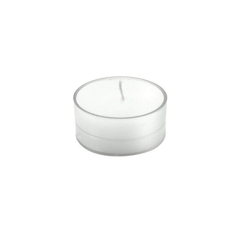 Unscented Tealight Soy Candle