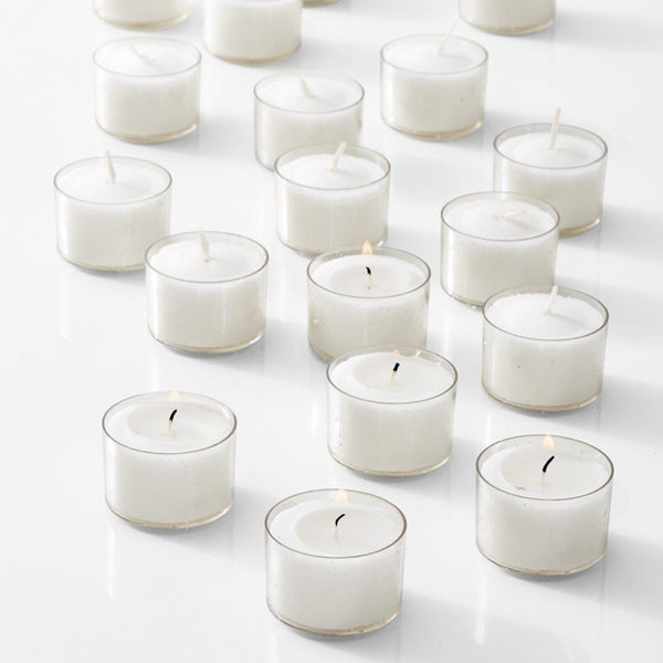 Unscented Tealight