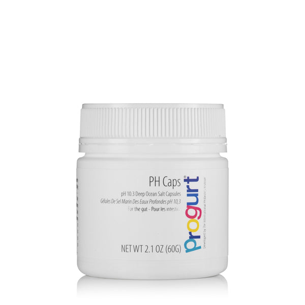 Ph Caps - 105 Capsules - Probiotic Sachet - Progurt - Www.progurt.co.uk