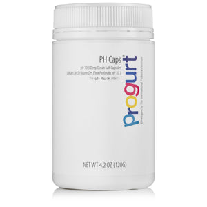 Ph Caps - 210 Capsules - Probiotic Sachet - Progurt - Www.progurt.co.uk