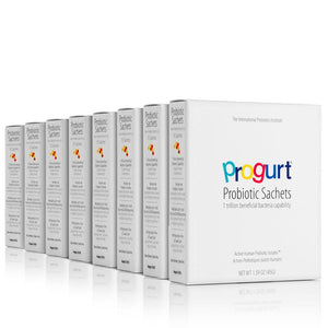 Probiotic 120 Pack - Probiotic Sachet - Progurt - Www.progurt.co.uk