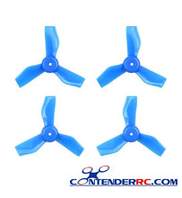 Load image into Gallery viewer, BetaFPV Gemfan 31mm 3-blade Micro Whoop Propellers (1.0mm Shaft)