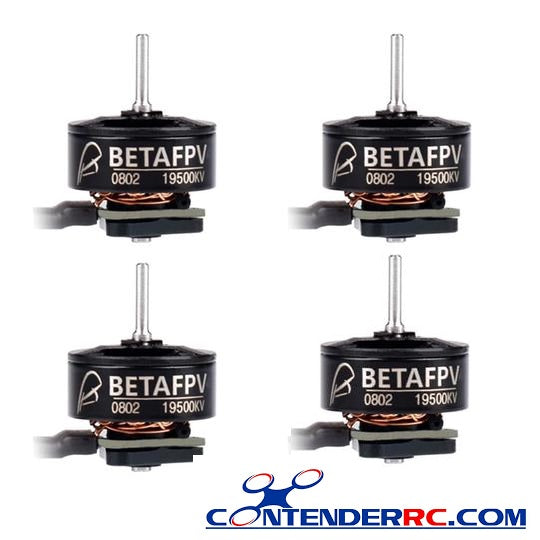 BetaFPV 0802 19,500Kv Brushless Motors (1pc only)