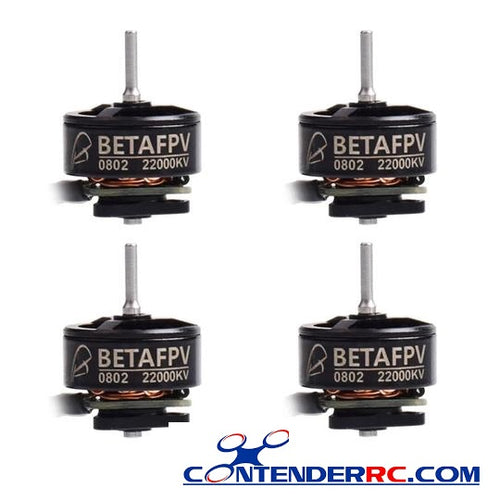 BetaFPV 0802 22,000Kv Brushless Motors (1pc only)