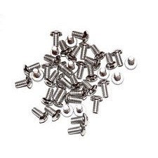 M3x5 Button Head Steel Screw Set (50pcs) 4 star rating