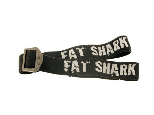 Black Strap for Fat Shark Goggles