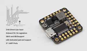 HGLRC Forward F4 MINI Flight Control 20x20mm 2-6S