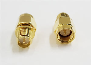 SMA Male To RP-SMA Female Adapter Connector