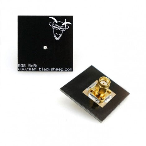 TBS 5G8 Patch 5dBi 5.8GHz Antenna