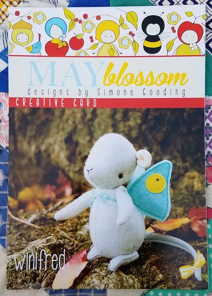 Winifred Creative Card by May Blossom