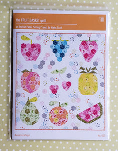 Fruit Basket EPP - by Violet Craft