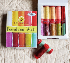 Farmhouse Wools - Wool Thread Collection