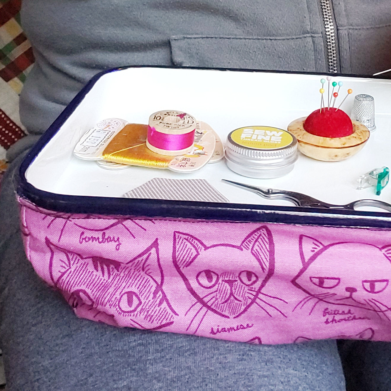 Better Mousetrap Stitch Tray Kit