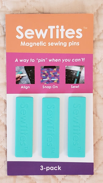 SewTites Magnetic Pins - 3 pack