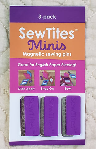 SewTites Magnetic Pins - 3 pack - MINIS