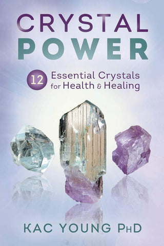Crystal Power: 12 Essential Crystals for Health & Healing