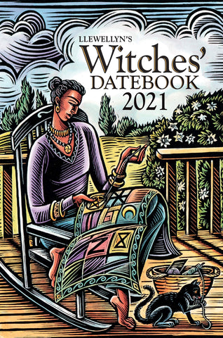 Llewellyn's 2021 Witches' Datebook