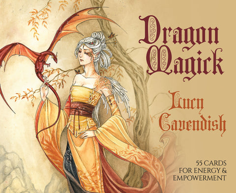 Dragon Magick Oracle Cards