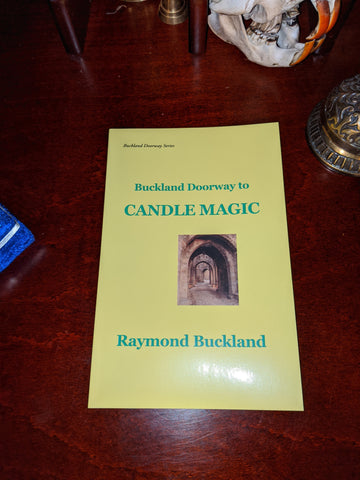 Buckland Doorway to Candle Magic
