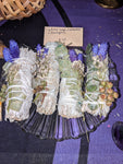 Smudging, Smudge Sticks and Herbal Incense Blends