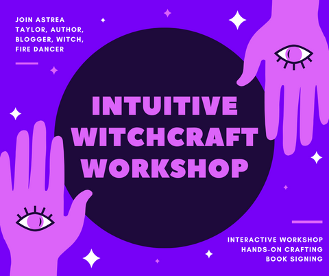 Intuitive Witchcraft Workshop