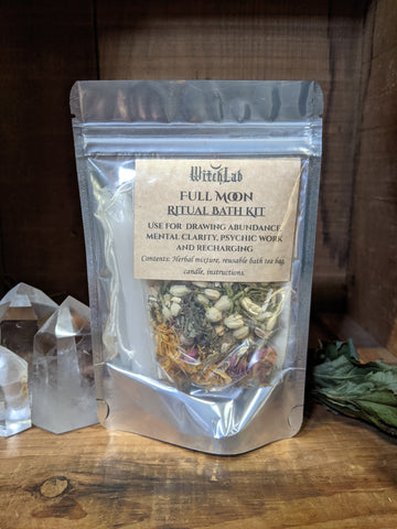 Full Moon Herbal Bath Kit
