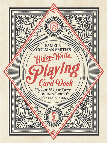 Rider-Waite Playing Card Deck