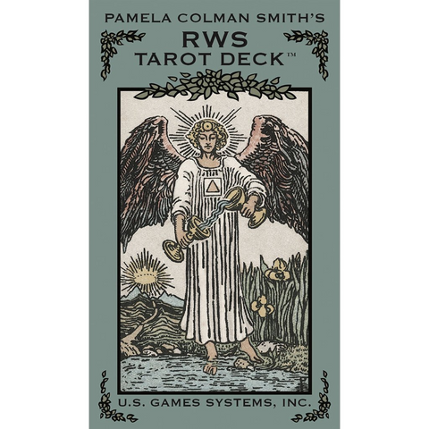 Pamela Colman Smith's RWS Tarot Deck