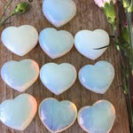Assorted Stone Hearts