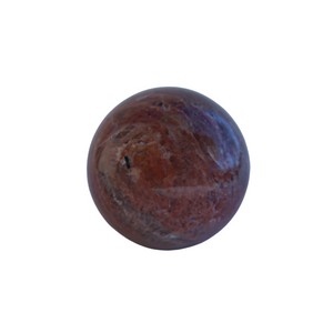 Peach Moonstone Sphere