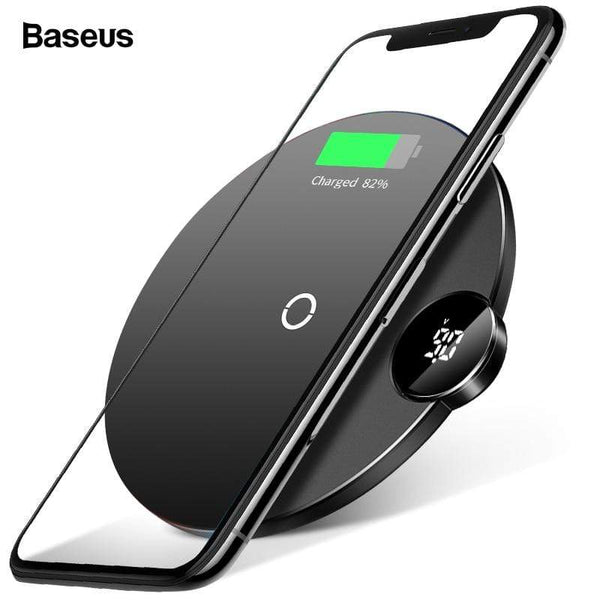 EPICRaveShop Chargers LED Qi Wireless Charger
