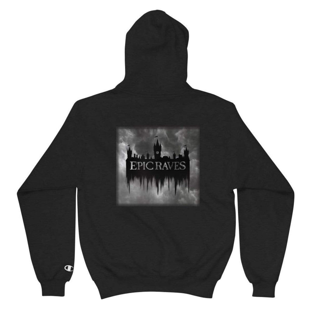 EPICRaveShop Long Sleeves Epic Castle Champion Hoodie