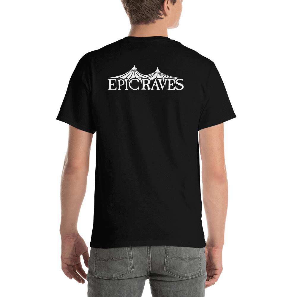 EPICRaveShop Tee Shirts Black / S Basic Epic Black Tee