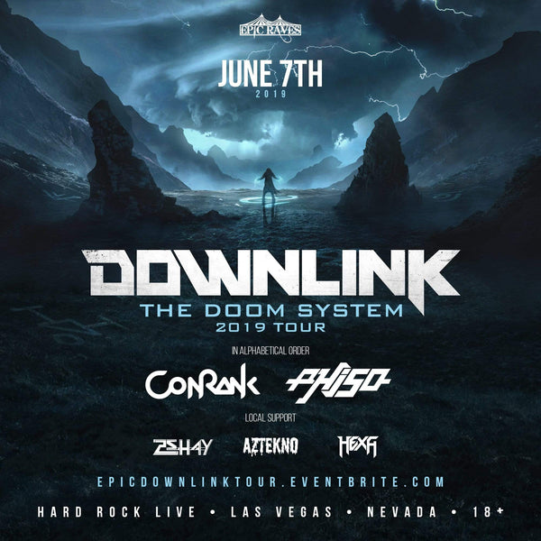 EPICRaveShop Tickets The Doom System Tour - SALES ENDED