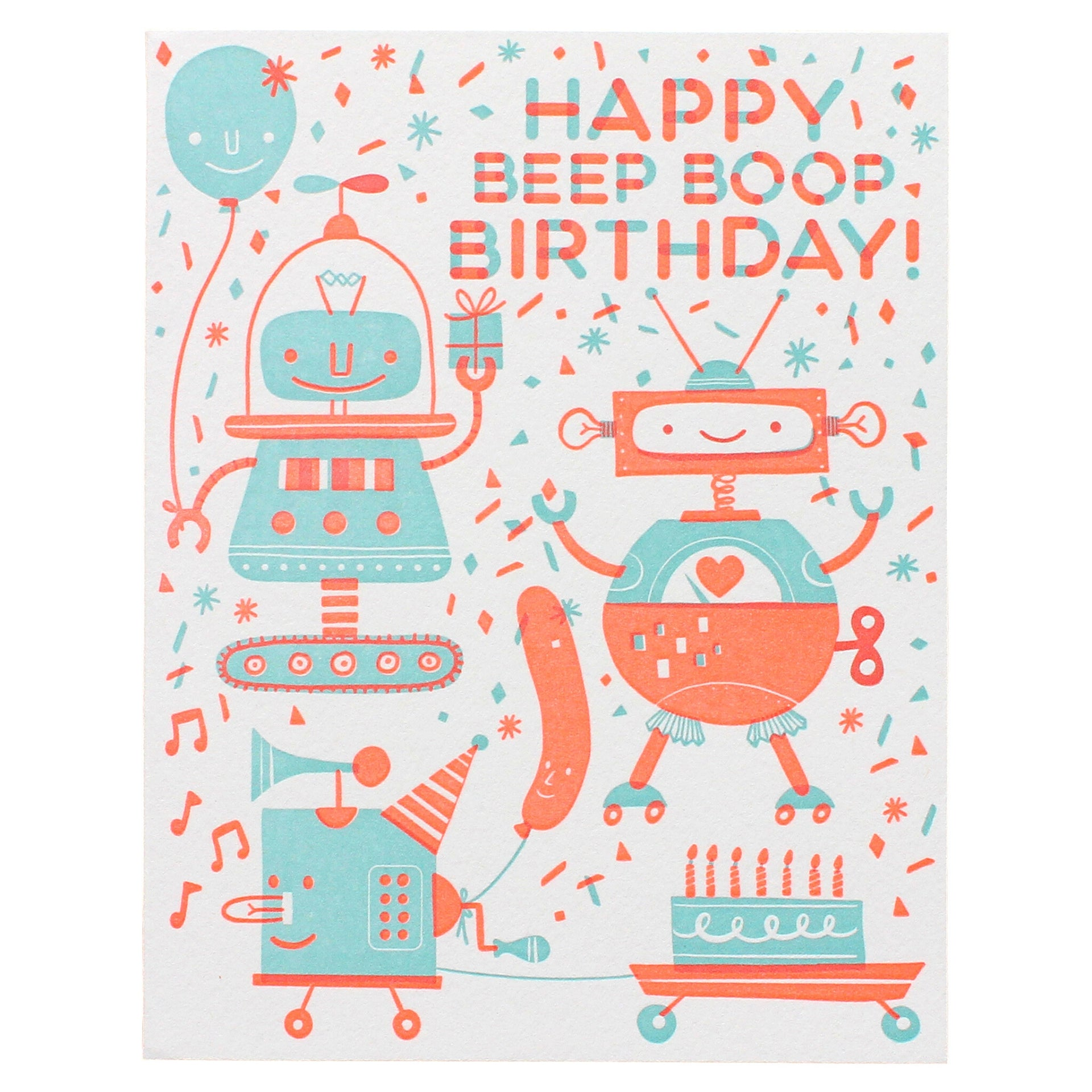 happy beep boop birthday