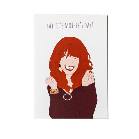 yay! it's mothers day