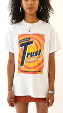Load image into Gallery viewer, Trust Short Sleeve Tee White (BOGO50%OFF)