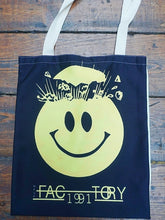 Load image into Gallery viewer, Wasp  Factory Edge to Edge Tote Bag