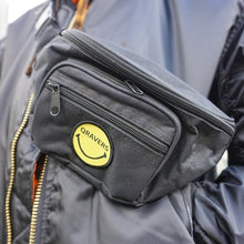 Load image into Gallery viewer, Qravers smiley face bum bag