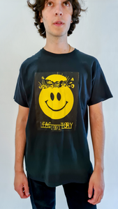 Wasp Factory 1991 Short Sleeve Tee Black (BOGO50%OFF)