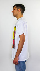 Solarize Short Sleeve Tee White (BOGO50%OFF)