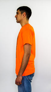 Rave Krispes Short Sleeve Tee Orange (SALE)