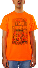 Load image into Gallery viewer, Rave Krispes Short Sleeve Tee Orange (SALE)