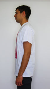 Culture Shock 2 Short Sleeve Tee White (BOGO50%OFF)